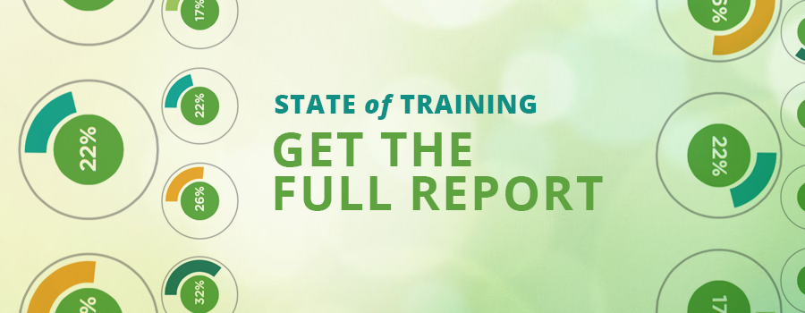 get the full state of training report