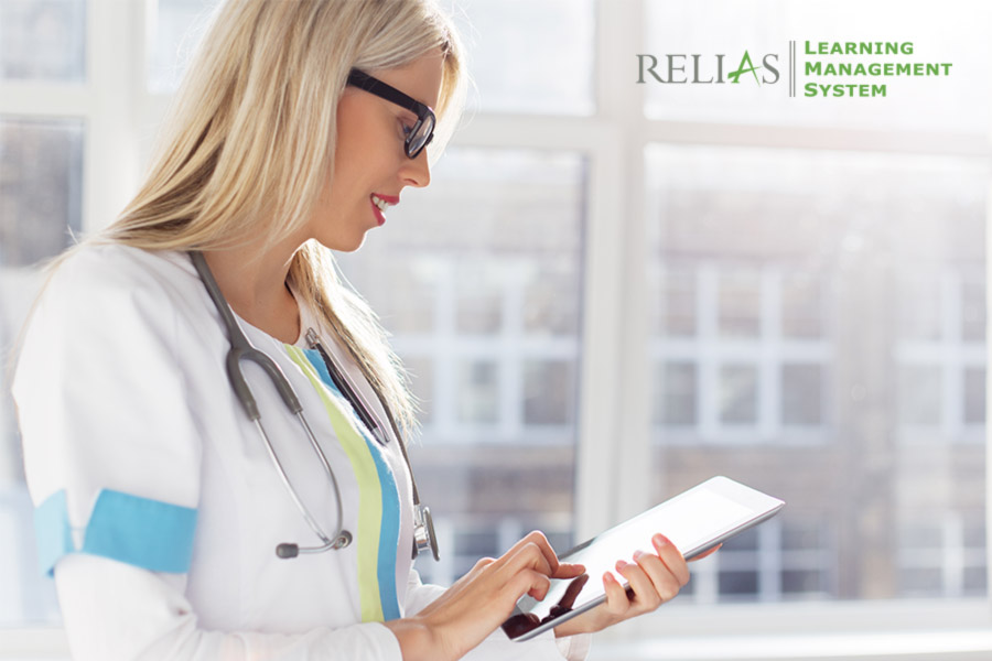Relias Learning Management