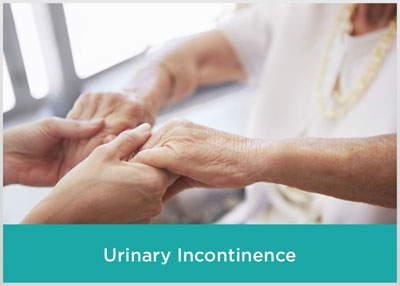 urinary incontinence promo