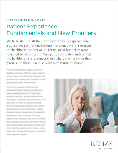 Patient Experience White Paper