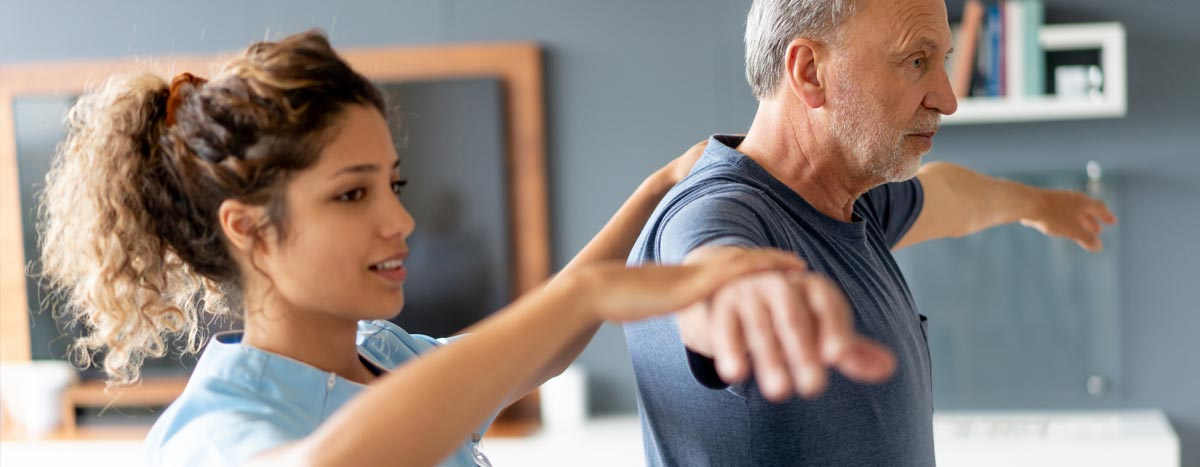 Physical therapy in a SNF