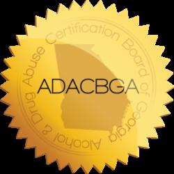 ADACBGA accreditation